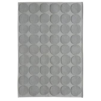 Pienet Kivet Badezimmerteppich   Schwarz