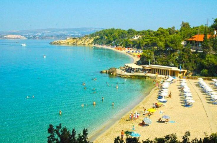 Argostoli...Image result for platis gialos beach kefalonia