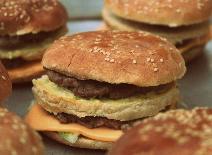 Big Mac Halal   Kookmutsjes