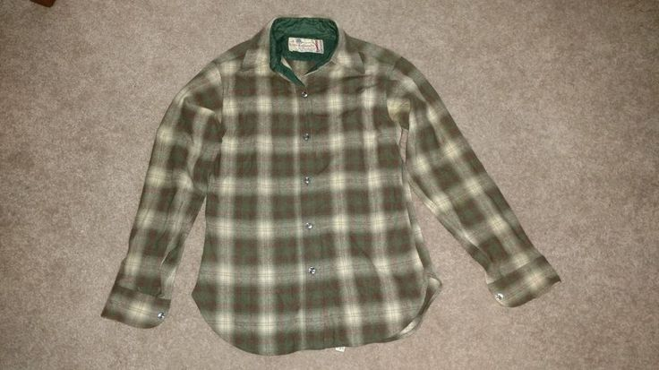 Levis Mens Flannel Jackets
