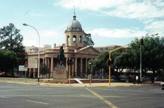 Bloemfontein Court