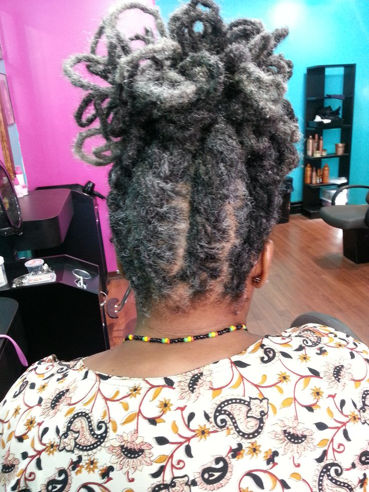 Bohemian Soul Hair Studio By Bohemiansoul See More Salt And Pepper Locks That Rock