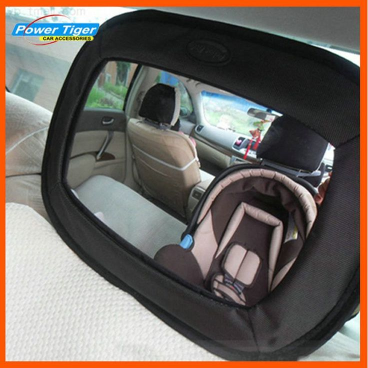 2015 New Arrived Car Interior Baby Monitor Mirror Back Seat Safety Rearview Mirror Baby Reverse Safety Seats Basket Mirror