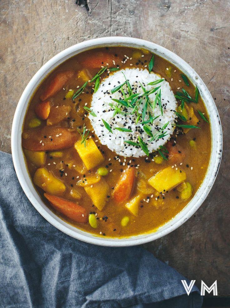 Vegan Japanese Curry