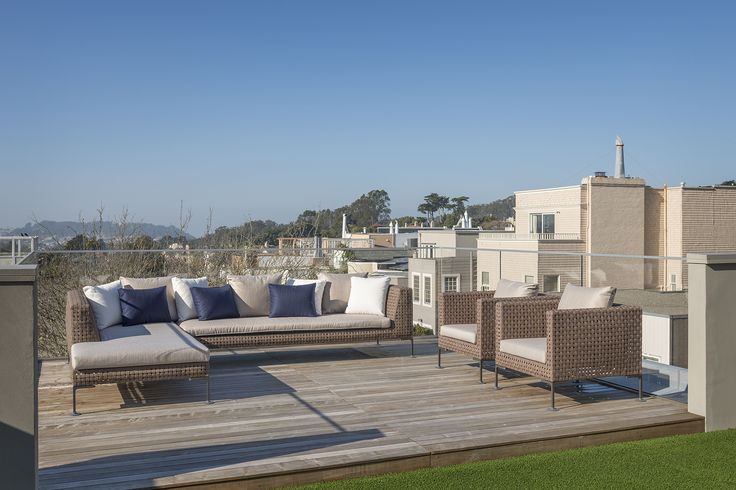 Roof Deck - Sutro Architects