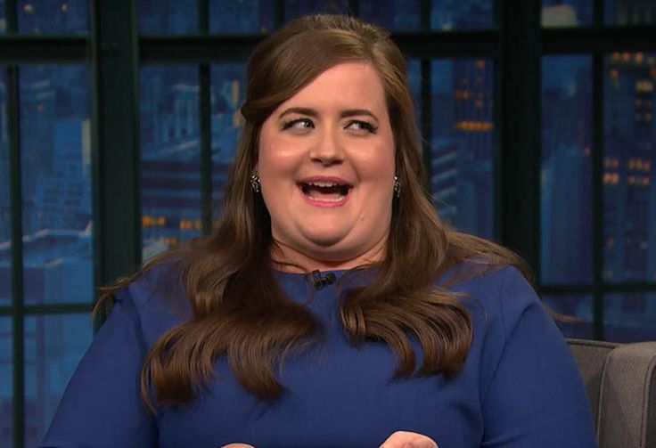 Aidy Bryant Tells Hilarious Proposal Story on Late Night with Seth Meyers
