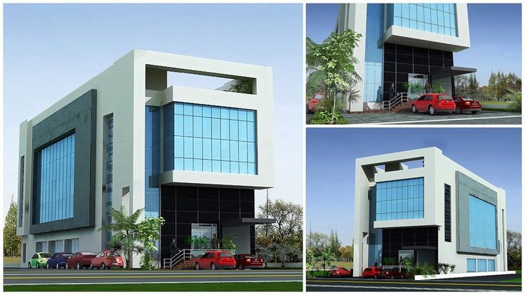 Interior designer in pakistan islamabad laarnee for Commercial building elevation photos
