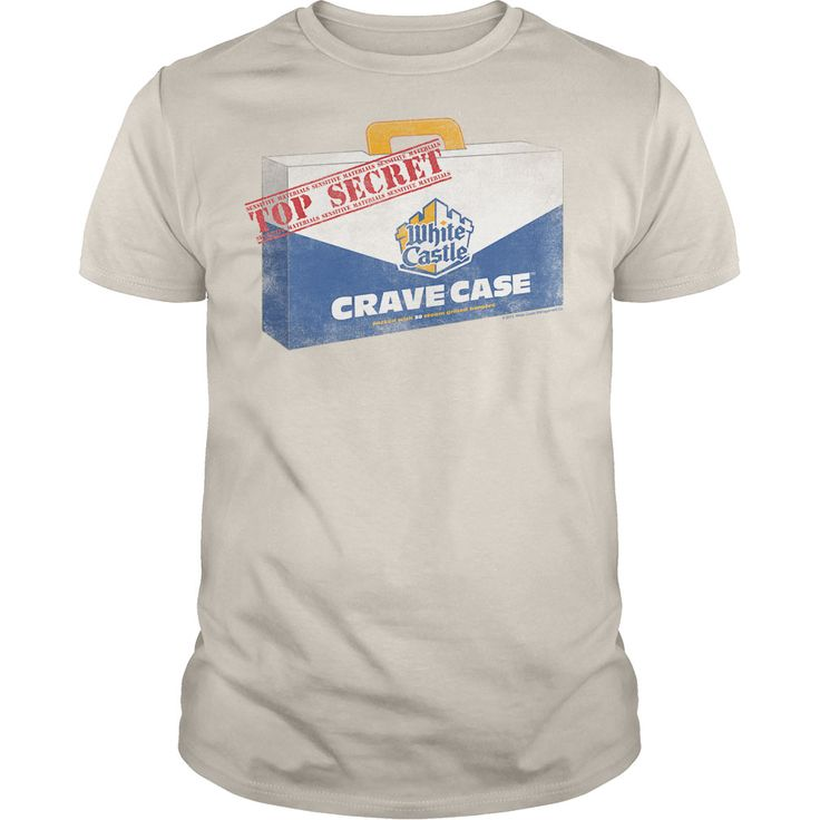 White Castle Crave Case T-Shirts, Hoodies. BUY IT NOW ==► https://www.sunfrog.com/LifeStyle/White-Castle-Crave-Case-.html?id=41382