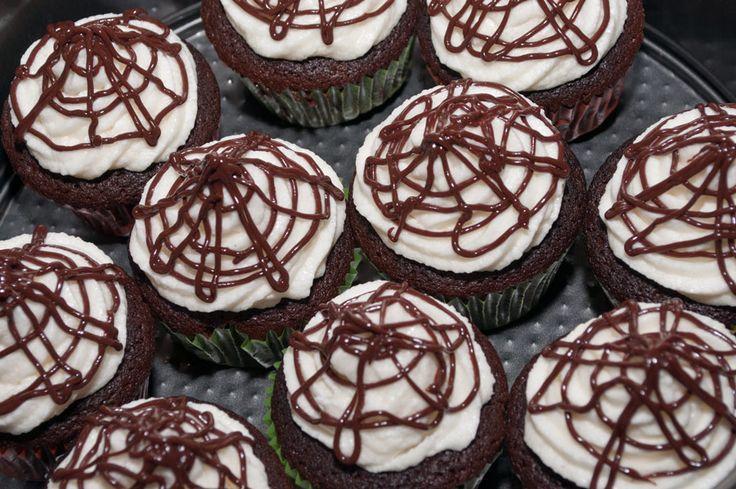 Cupcake al cioccolato #foodporn