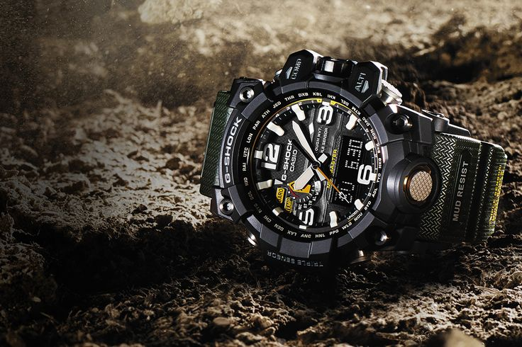 12 BEST G-SHOCK WATCHES FOR MEN
