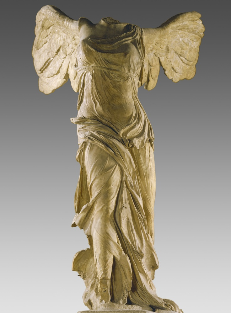 art history nike of samothrace The winged victory of samothrace, 200-190 bc, marble, louvre, paris  the  winged victory, or nike, was created to stand on the prow of a.