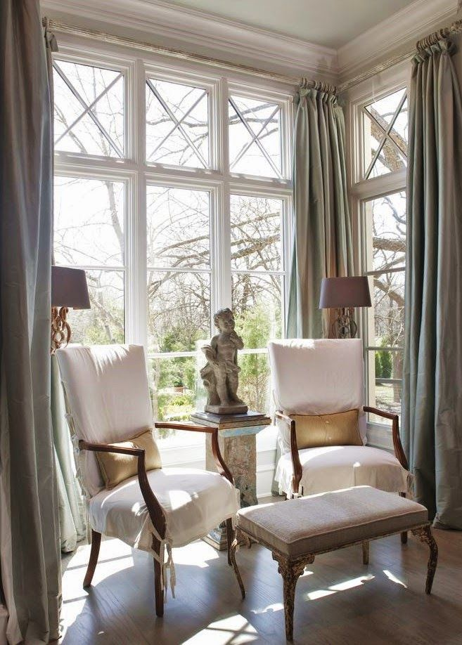 1000 images about windows treatments on pinterest for Window treatments for less