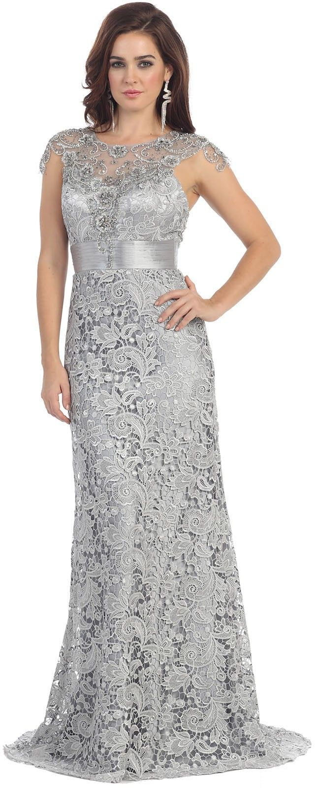 Lace bridesmaid dress Walmart | My Wedding | Mother of the bride
