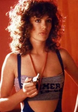 80's Hair, Kelly LeBrock in 'Weird Science'