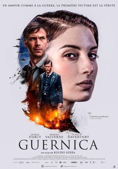 Film en streaming Guernica - Dans le Village espagnol de Guernika entendu parler de la guerre Civile en 1937, au Quotidien. C'est pourquoi leurs Chemins se croisent de Henry et Te...