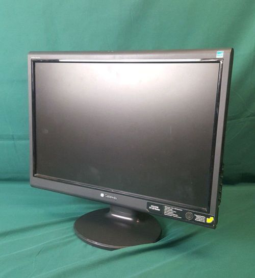Gateway FPD1975W 19 Widescreen LCD Computer Monitor 900W