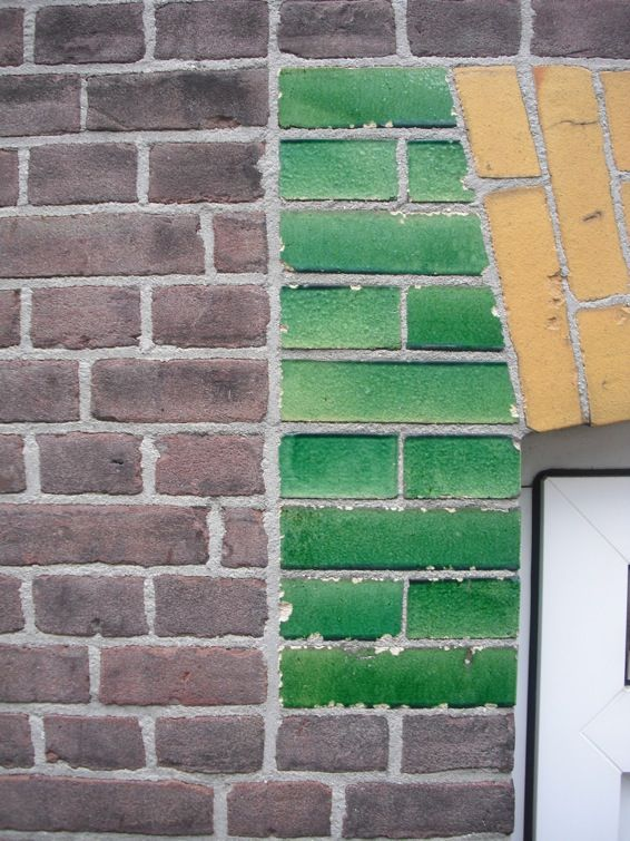 glazed brick #3