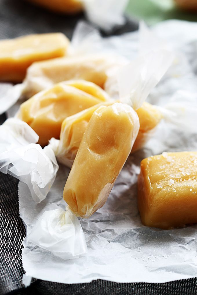 Easy No-Fail Soft Caramels (no candy thermometer required)