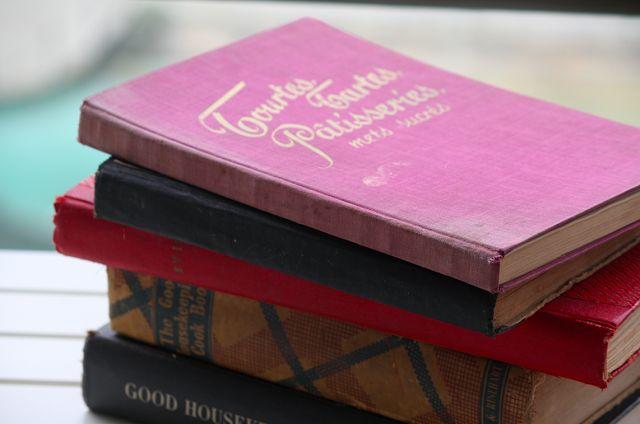 House of Roxy: EN SEVDİĞİM KLASİK YEMEK KİTAPLARI