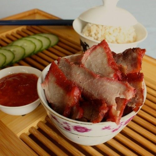 Lean char siu pork HealthyAperture.com
