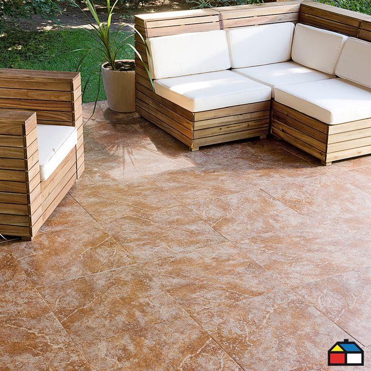 ¿Buscas la #terraza perfecta para disfrutar al aire libre?
