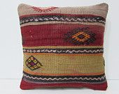 decorative pillow tribal home decor kilim pillow tapestry cushion modern decor decorative rug pillow kilim pillow unusual home decor 25762