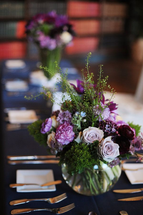 Best purple green wedding inspiration images on