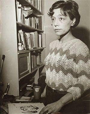Alejandra Pizarnik - Desfundación http://bibliotecaignoria.blogspot.com/2014/07/alejandra-pizarnik-desfundacion.html#.U7q_Z5SSxic