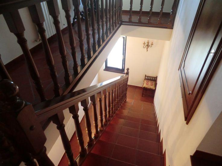 Vista scale abitazione 1