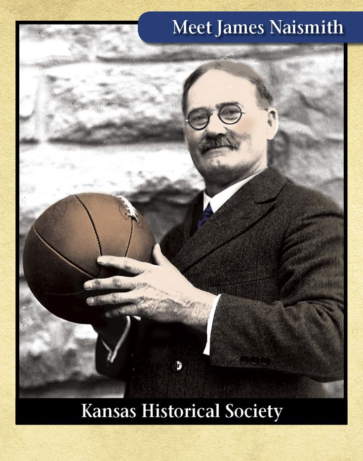 james naismith James naismith is credited as sports coach, innovator, basketball james naismith (who had no middle name but later adopted the initial a ) was born on november 6, 1861, in almonte, ontario, canada his parents, john.