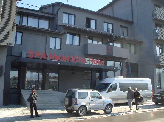 VILLA ROKA, Bansko, Bulgaria www.bansko-ski.ro #bansko  #ski  #skibansko  #bulgaria