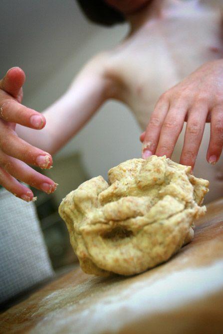 Zoete kwarkbroodjes | Kiind Magazine