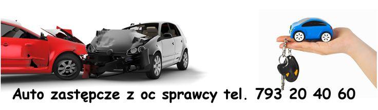 Samochód zastępczy z oc sprawcy kolizji