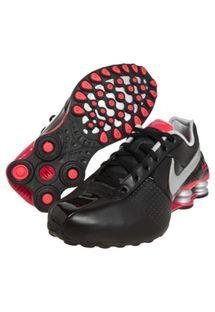 Tênis Nike Shox Wmns Deliver Preto