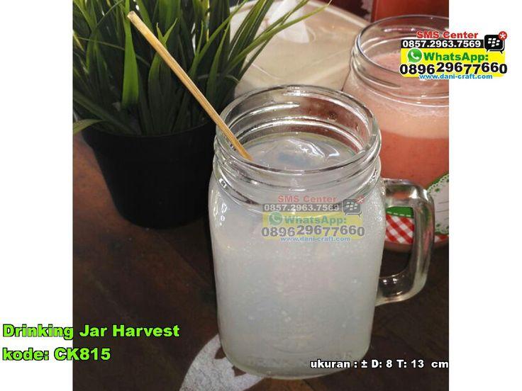 Drinking Jar Harvest