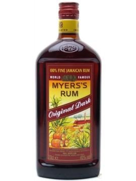 Myers's Original Dark Rum Produced in Jamaica in the Caribbean by Fred L. Myers & Son has a full flavoured, sweet, dark and mellow flavor.  You can add cinnamon sticks and vanilla beans for six months to add more flavor.  Not a rum to be shot--not because it's delicate, but because it's too strong of a flavor for shooting.