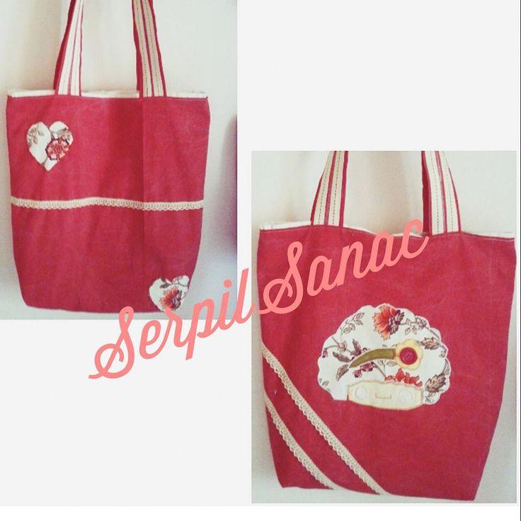 #çanta #canta #plajcantası #plajçantası #kırmızı #kız #kıvırcık #kıvırcıksaç #bebek #bag #beach #beachbag #red #kalp #heart #curly #frizzy