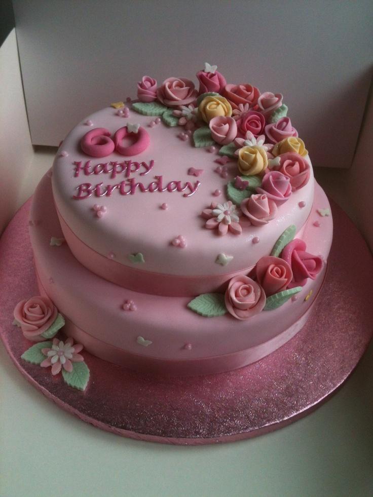 Th Birthday Cakes Swansea