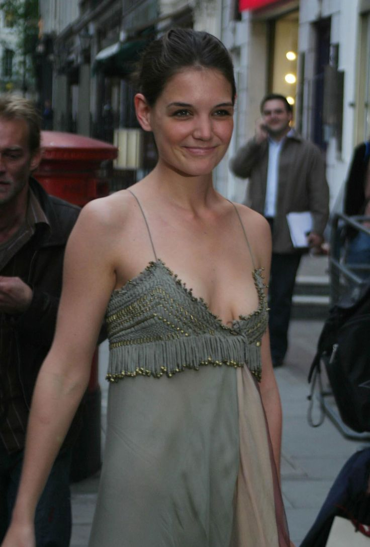 Katie Holmes | KATIE HOLMES at 1st Birthday Party of ...