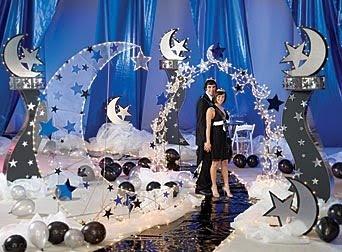 More prom decoration