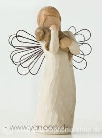 Willow Tree Angel of Friendship Engel der Freundschaft, Willow Tree Demdaco | Willow Tree Engel SHOP > Lordi Figuren