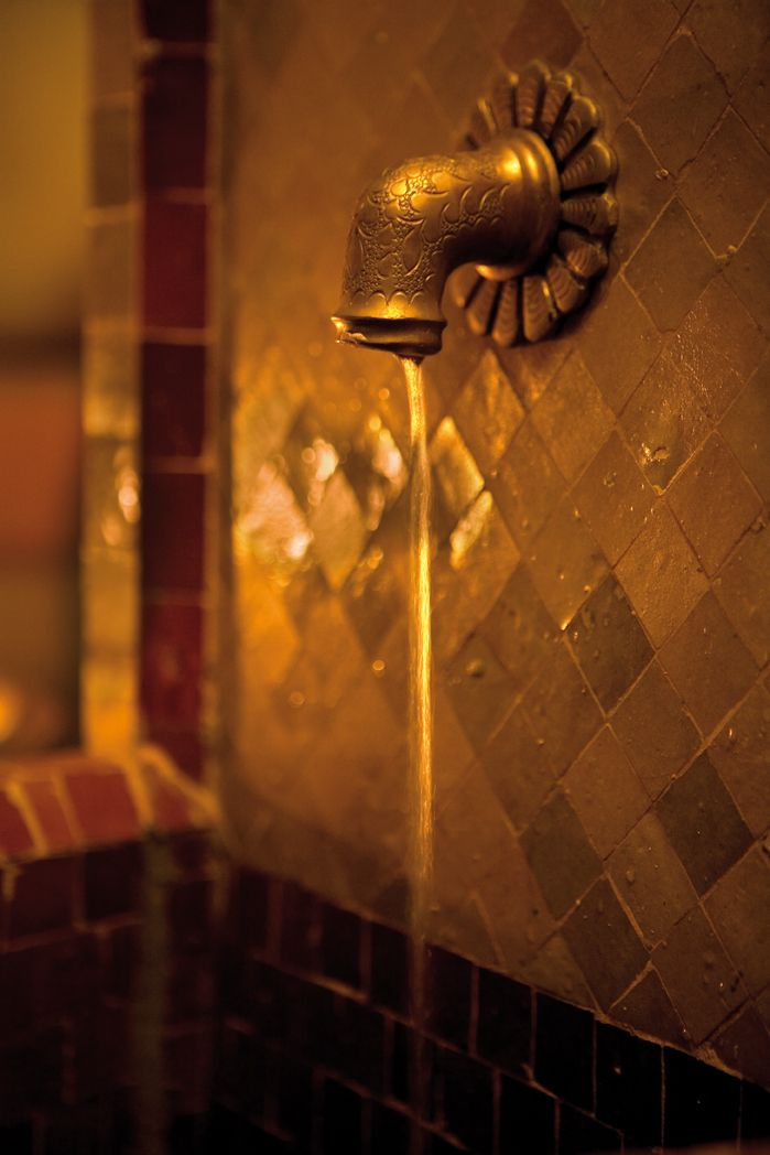 A special time in Turkish Baths