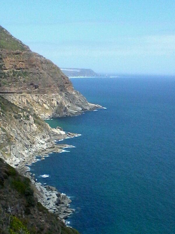 Chapmans Peak. Western Cape