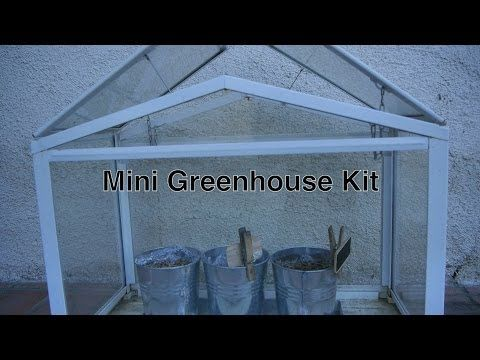 Marvelous DIY Mini Greenhouse Kits For Sale By Ikea In Small Indoor / Outdoor  Portable Size W