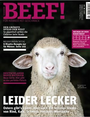 Roastbeef, Rehkeule, Kalbsrücken, Pulled Pork, Burger, Beefer - BEEF! Das Magazin | Beef