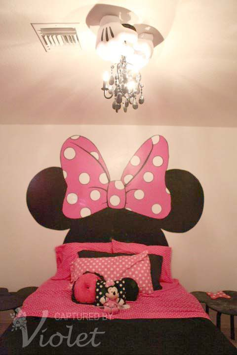 Little girl's bedroom. I wanna do this for Seanna's room.!