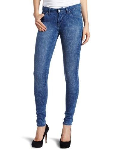 Levi's Juniors 535 Super Skinny Denim Legging. $46