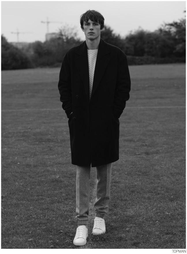Topman Coat Fall 2014 Campaign 011