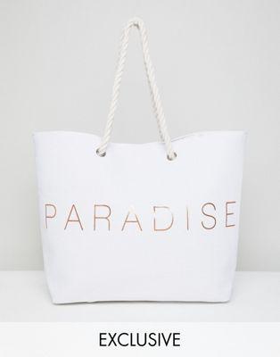 South Beach Paradise Bag