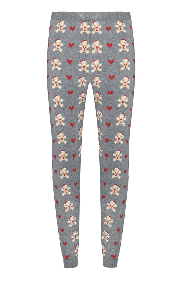 Gingerbread Christmas Leggings €12 @ penneys (Amy)
